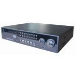 24-Channel H.264 Networked High Definition CCTV Video Recorder with HDMI output optional and 2 pcs of HDD compatible