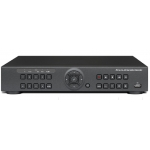 Professional Slim-Design 16-Channel H.264 Networked High Definition CCTV Video Recorder compatible with one hard drive