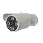 600TVL 3.6MM Waterproof IP 75 IR 60M Indoor/Outdoor LED Array Bullet Bracket CCTV Camera