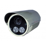 600TVL 3.6MM Waterproof IP75 IR 60M Indoor/Outdoor LED Array Bullet Bracket CCTV Camera