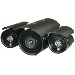650tvl 1/3 SONY CCD 3.6MM Varifocal Waterproof IP75 IR 60M Indoor/Outdoor LED Array Bracket CCTV Camera