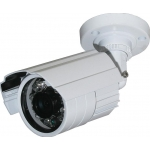650TVL 3.6mm All Weather Day/Night Compact CCTV Dome Camera with BLC and AES