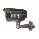 1/4 Sharp 420TVL Waterproof 4-9mm Varifocal All-Weather CCTV Bracket Bullet Camera IP 66