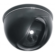 600TVL 1/3 SHARP CCD 3.6mm Indoor Day/Night CCTV Dome Camera with BLC and AES
