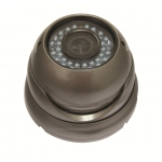 420TVL 1/4 SHARP CCD 6mm Indoor/Outdoor All Weather Day/Night IR Vandal Proof CCTV Dome Camera