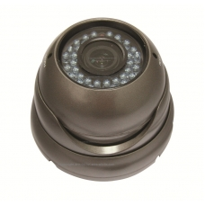 600TVL 1/3 SHARP CCD 6mm Indoor/Outdoor All Weather Day/Night IR Vandal Proof CCTV Dome Camera