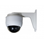 4-Inch 550TVL Indoor 10X Zoom Speed Dome PTZ Mini CCTV Camera with OSD Menu