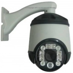 7-Inch 540TVL 18X Zoom Laser LED Array IR Infrared Indoor / Outdoor Waterproof Speed Dome CCTV Camera PTZ Camera