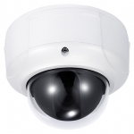 3 MP Mega Pixel 1080P HD SDI 2.8-12mm Varifocal Vandalproof All-Weather IP66 CCTV Dome Camera with WDR, 3D Noise Reduction, Motion Detection and Digital Zoom