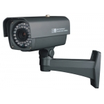 HD-SDI 1080P 2 Mega Pixel 3.5-16mm ICR Lens IR 50M 150FT CCTV Bullet Bracket Camera with Defog Enhancement, PIP, Flicker Suppression, and 3D Digital Noise Reduction