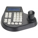 Intelligent 2D CCTV Multifunction PTZ Keybaord controller