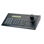 Intelligent Alnico case, 3-axos joystick Multifunction PTZ Keybaord controller