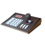Professional Intelligent Alnico case, 3-axos joystick Multifunction PTZ Keybaord controller