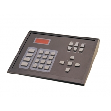 LED screen Intelligent Alnico case Multifunction PTZ Keybaord controller