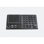 "CCTV Keyboard Controller with 3.5""TFT screen for PTZ DVR and Built-in Battery"