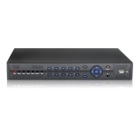 8-Channel H.264 Networked High Definition CCTV Video Recorder with mobile login and PTZ control