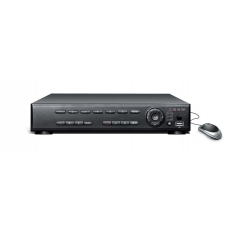 Professional Slim-Design 16-Channel H.264 Networked High Definition CCTV Video Recorder with multi video output