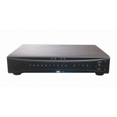 Professional Slim-Design 16-Channel H.264 Networked High Definition CCTV Video Recorder with mobile and Internet login