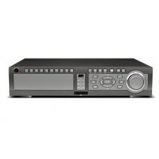 4 Channel H.264 Networked High Definition CCTV Video Recorder HD DVR with Real-time Display, Playback, Alarm RJ45, USB and Mobile Access.