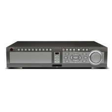 16 Channel Full D1 H.264 Networked High Definition CCTV Video Recorder HD DVR with Real-time Display, Playback, Alarm RJ45, USB and Mobile Access.