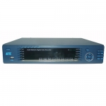 Fashional design 16-Channel H.264 Networked High Definition CCTV Video Recorder compatible with 2 HDD