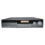 D1 Real Time 4-Channel H.264 Networked High Definition CCTV Video Recorder with 3g mobile compatible