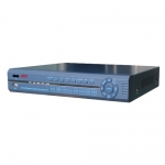 8-Channel H.264 Networked High Definition CCTV Video Recorder compatible with HDMI Video Output