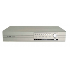 8-Channel H.264 Networked High Definition CCTV Video Recorder with alarm input and network surveillance