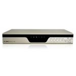 16-Channel H.264 Networked High Definition CCTV Video Recorder superb picture quality with PTZ control 2 HDD compatible