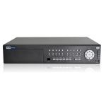 24-Channel H.264 Networked High Definition CCTV Video Recorder with HDMI output