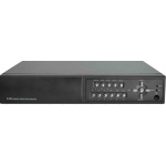 HOME and BUSINESS Compact-Design 4-Channel H.264 Networked High Definition CCTV Video Recorder