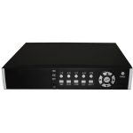 D1 Real Time 4-Channel H.264 Networked High Definition CCTV Video Recorder with PTZ control