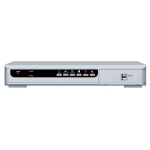 4-Channel Networked High Definition CCTV Video Recorder with PTZ control and mobile login