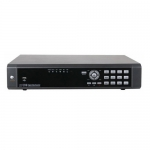 16-Channel H.264 Networked High Definition CCTV Video Recorder compatible with 2 pcs of HDD