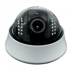 High Definition CMOS IR 15M Dome IP Camera 3-Axis