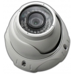 CCTV 2.0 Megapixel 1600x1200 4MM Vandal-Proof IR 30M IP network Dome Camera PoE Onvif conformant
