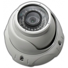 CCTV 2.0 Megapixel 1600x1200 6MM Vandal-Proof IR 30M IP network Dome Camera PoE Onvif conformant