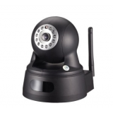 2 Mega Pixel Super HD Pan-Tilt Zoom Indoor IP Camera Black