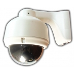 6-Inch 17X Optical Zoom 480TVL Outdoor Zoom Speed Dome PTZ IP Camera Onvif Conformant