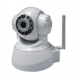 2 Mega Pixel Super HD Pan-Tilt Zoom Indoor IP Camera White
