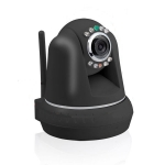 Wireless Pan Tilt IP Camera with IR and Mobile Browsing