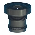 "2.1mm 1/3"" F2.5 M12 Mount CCTV Camera Lens"
