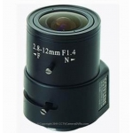 2.8-12mm F1.4 Auto Iris CS Mount CCTV Camera Lens
