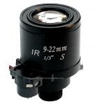 9-22mm Mega Pixel IR CCTV Camera Lens