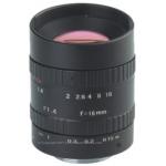 16mm 8 mp Mega Pixel CCTV Camera Lens Manual Iris
