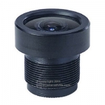 "8mm 1/3"" F2.0 M12 Mount CCTV Camera Lens IR 350nm-650nm"
