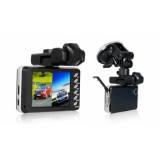 2.8' Screen Car Camera Mobile DVR support SD card backup Support Real Time display