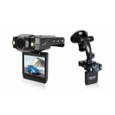 Anti-shake Car Camera Mobile DVR support SD card backup Support Real Time display