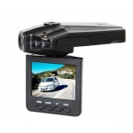 "2.5"" TFT Colorful Screen Mini Car Camera Mobile DVR with Built-in Microphone"
