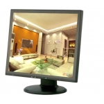 19'' High Definition CCTV Monitor PIP and 2 Built-in Stereo Speaker with Remote Control Desk Stand and HDMI Interface